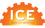 ICE Logo, Inner City Enterprise, Modification 1-1